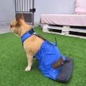 housse anti frottement chien chat paralysé train arrière gigotteuse