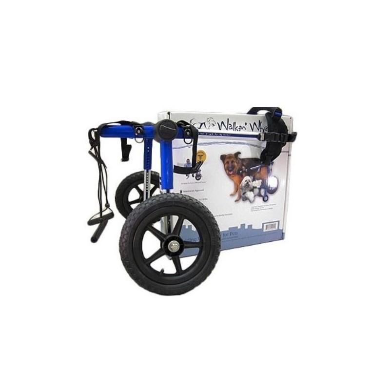 chariot roulant pour chien handicap au train arri re walkin wheels. Black Bedroom Furniture Sets. Home Design Ideas